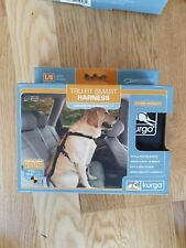RRP £25.95- Kurgo Tru-Fit Smart Harness for Dogs - Large