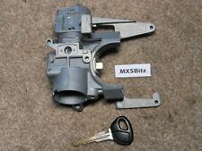 MAZDA MX5 MK1 IGNITION + KEY - UK MODEL 1995 - 1998
