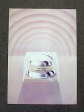 F838 - Advertising Pubblicità - 1988 - SHISEIDO BIO PERFORMANCE