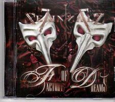 (DX69) Sevennails, Factory of Dreams - 2013 CD