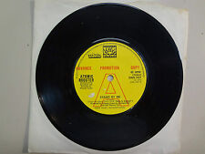 "ATOMIC ROOSTER: Stand By Me-Never To Lose-U.K. 7"" 1972 Dawn DNS. 1027 DJ  Stereo"