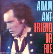Adam Ant 1982 Friend Or Foe Original Promo Poster