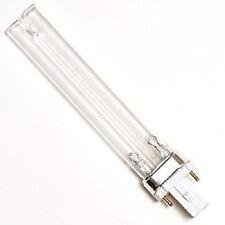 2 New UV Light Bulbs 9 Watt Germ Guardian Room Air Purifier System ZW9D12W-H145