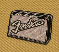 912-4790-000 Genuine Fender Guitar Iron-On Amp Patch w/ Instructions