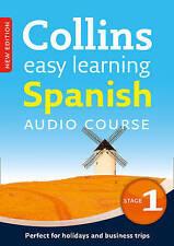 Spanish: Stage 1 (Collins Easy Learning Audio Course), García delRío, Carmen, Ne