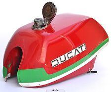DUCATI GTL Twin 500 (GTV 350) - Serbatoio Serbatoio Benzina con Coperchio Serbatoio e Rubinetto Benzina