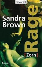 Rage - Zorn von Sandra Brown (2008, Taschenbuch)