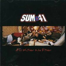 Sum 41 - All Killer No Filler [New CD] Bonus Tracks