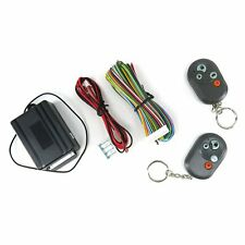 Remote Keyless Entry Unit & Trunk Pop w/ 2 Long Range Key Fobs Hot Rod Muscle LS
