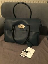 Mulberry Bayswater Deep Sea New With Tags AUTHENTIC