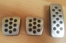 Genuine Vauxhall Aluminium Sports Pedal Set - Meriva A VXR Astra H & Others
