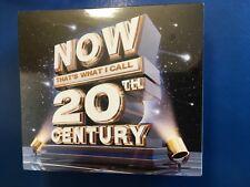NOW THATS WHAT I CALL TWENTIETH CENTURY.        THREE DISC BOXSET