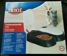 Super! Trixie Futterautomat TX 2 (Näpfe /Kühlakkus)Neu, Katzen o. kleine Hunde