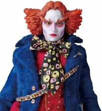 MEDICOM TOY Real Action Heroes Mad Hatter Blue Jacket ver 1/6 Scale Figure  F/S