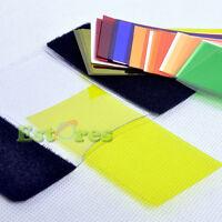 CF-07 Universal Speedlite Color Filter Kit For Canon Nikon Godox YONGNUO Flash