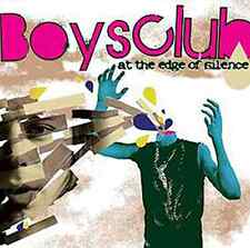 CD BOYSCLUB AT THE EDGE OF SILENCE Musik Indie Österreich Austria Rise or Rust