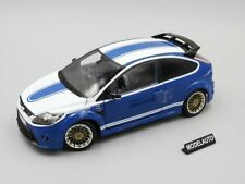 Minichamps 1:18 FORD FOCUS RS 2010 LE MANS CLASSIC EDITION  WHITE 1972 FORD MKII