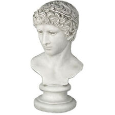 """Greek Olympic Athlete bust 18"""" Museum Sculpture Replica Reproduction"""
