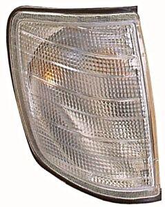Corner Light Turn Signal White LEFT Fits MERCEDES W124 S124 C124 1984-1998