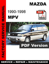 automotive pdf manual ebay stores rh ebay com mazda mpv 2004 owners manual mazda mpv 2004 owners manual