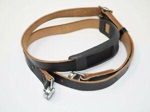 Leica Telyt Shoulder Stock Leather Neck Strap