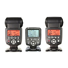 Yongnuo YN560TX LCD Wireless Flash Controller + 2 pcs YN560IV Flash For DSLR cam