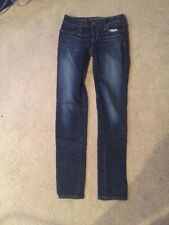 "American Eagle Super Stretch Jegging Jeans Size 0 Inseam 29"""