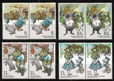 1979 WINNIE THE POOH,PETER RABBIT,ALICE,WIND IN WILLOWS STAMPS SG 1091-4 NHM
