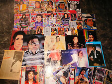 MICHAEL JACKSON  173  TEILE/PARTS CLIPPING LOT   0317