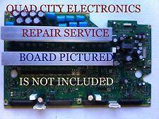 Repair Service For Panasonic TNPA4250 SC Board TH42PZ77U TH42PZ700U 7 Blinks