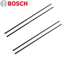 For BMW E39 528i 540i Set of 2 Front Windshield Wiper Blades Bosch 3 397 033 365