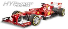 HOT WHEELS 1:18 ELITE FORMULA 1 FERRARI F2013 F. ALONSO BCT82