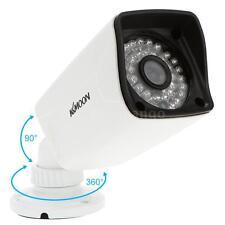 KKmoon 1200TVL CMOS IR Waterproof CCTV Camera Home Security Surveillance US R8W6