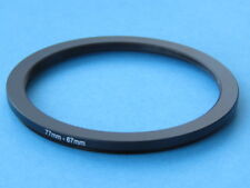77mm to 67mm Step Down Step-Down Ring Camera Filter Adapter Ring 77mm-67mm