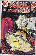 Phantom Stranger #23 FN+ Spawn of Frankenstein, Gentleman Ghost Cover
