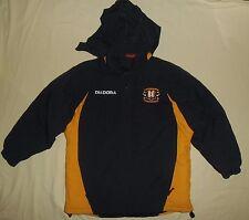 "Bradford City / 2003-2004 - DIADORA - JUNIOR zip-up hooded Jacket. JXL, 32""/33"""