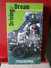 DRIVING THE DREAM VHS Harrod Blank Film ART Grass Bus CAMERA CAR Van Wild Wheels