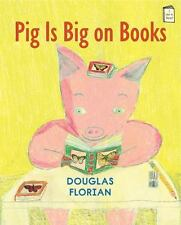Pig Is Big on Books: An I Like to Read® Book-ExLibrary