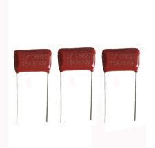 20pcs Metallized Film Capacitor CBB22 154J 630V 0.15uF P=15mm -UKSF
