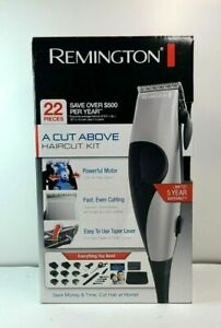 Remington A Cut Above Haircut Trimmer Kit 22-Pieces **FREE SAME DAY SHIPPING!!**