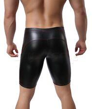Men Sports Compression Underwear Short Running Fitness Tight Pants Boxer Brief M
