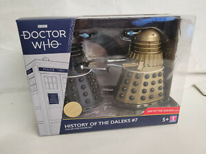 Character Options DOCTOR WHO Figure Set HISTORY OF THE DALEKS #7 Day Of Daleks