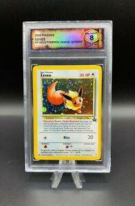 2000 Pokémon EEVEE #11 Holo Pokémon League Black Star Promo 💎 DSG 8 NM/MINT