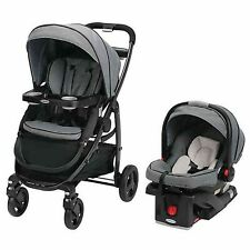 Baby Stroller Graco Modes Click Connect Travel system with Car Seat Combo