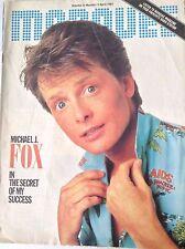 Marquee Magazine Michael J.Fox Secret April 1987 081617nonrh2