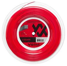 Volkl V-Square 16 1.30mm Tennis Strings 200M Reel