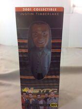 "2001 JUSTIN TIMBERLAKE (N SYNC) BEST BUY 8"" BOBBLE HEAD DOLL"