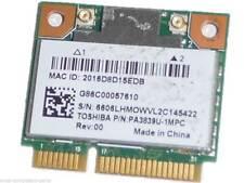 "Toshiba Satellite 15.6"" S855D Wireless WiFi Card V000270900 Pa3839U-1Mpc Tested"