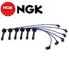 NGK Spark Plug Ignition Wire Set For Mitsubishi Eclipse V6 3.0L 2001-2004
