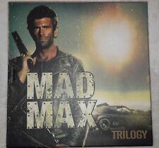 DVD  MAD MAX TRILOGIA (3DVD) + LIBRO